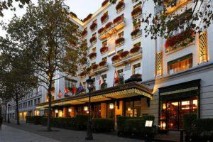 هتل ناپلئون پاریس (Hotel Napoleon Paris)