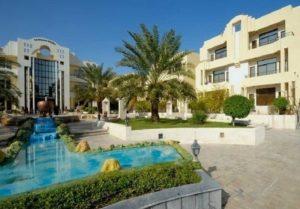 هتل پارسیان در کیش